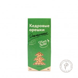 From Wild Кедровые орешки очищенные, 160 гр.
