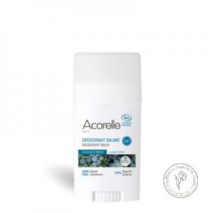 Acorelle Дезодорант-бальзам *Можжевельник и Мята*, 40 гр.