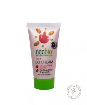 NeoBio BB - крем 7 в 1, 30 мл.