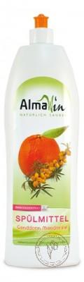 Almawin Средство для ручного мытья посуды *Мандарин и Облепиха*, 1 л.