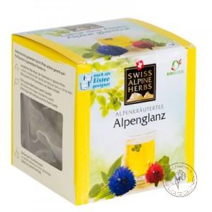 Swiss Alpine Herbs Чай травяной *Альпийский гламур*, 14 гр.