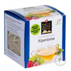 Swiss Alpine Herbs Чай травяной *Освежающий из Альпийских трав*, 14 гр.