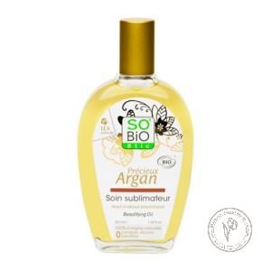 SO'BiO etic Косметическое масло «Бьюти» с аргановым маслом, 50 мл.