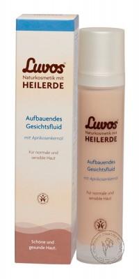 Luvos Ревитализирующий флюид для лица, 50 мл.