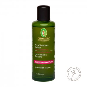 Primavera Гармонизирующее масло для ванны «Роза Османтус», 100 мл.