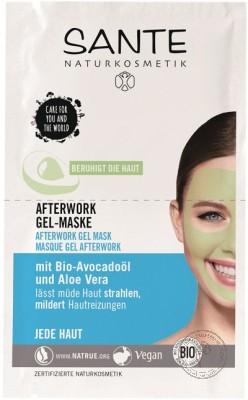 Sante Гелевая маска для лица *Анти-Стресс*, 8 мл.