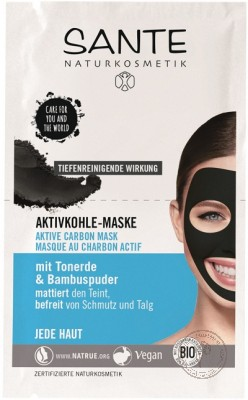 Sante Детокс-маска для лица, 8 мл.