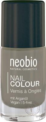 Neobio Лак для ногтей №11 *Нежно-Серый*, 8 мл.