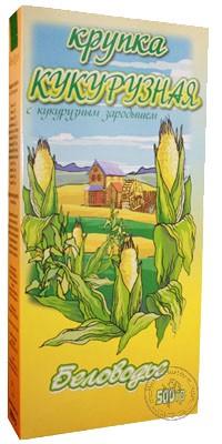 Беловодье Крупка *Кукурузная*, 500 гр.