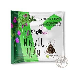 Капорский Иван-чай *Старинный Русский* (пирамидка в саше), 2 гр.