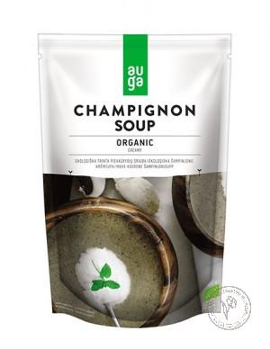 Auga Органический крем-суп из шампиньонов, 400 гр.