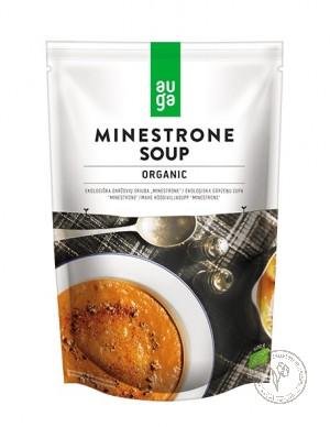 Auga Органический овощной суп минестроне, 400 гр.