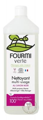 Fourmi Verte Универсальное чистищее средство для всех типов поверхностей, 1 л.