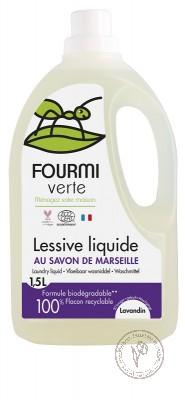 Fourmi Verte Жидкое средство для стирки, 1,5 л.