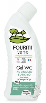 Fourmi Verte Гель для обработки туалетов, 750 мл.