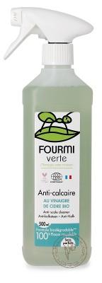 Fourmi Verte Жидкое средство-спрей от накипи, 500 мл.