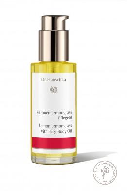 Dr.Hauschka Масло для тела *Лимон и лемонграсс*, 75 мл.
