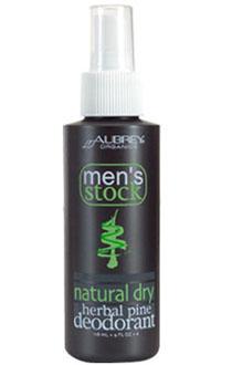 Aubrey Organics Натуральный дезодорант с хвойным экстрактом, 118мл.
