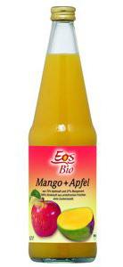 Eos Bio Сок яблочно-манговый, 750 мл.