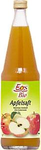 Eos Bio Сок яблочный, 750 мл.