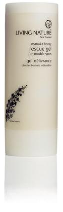 Living Nature Антисептический гель с маслом и нектаром мануки, 50мл.