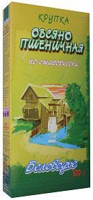 Беловодье Крупка *Овсяно-пшеничная по-старорусски с отрубями и ростками*, 500 гр.