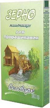 Беловодье Зерно пшеницы для проращивания, 500гр.
